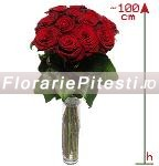 Trandafiri premium 100